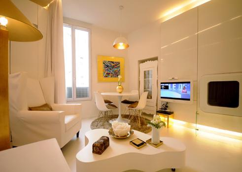 St. Germain 1 Bedroom 1 Bath (3411) - Image 1 - Paris - rentals