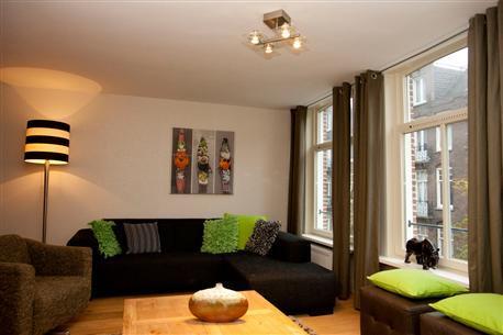 Living Room JB Palladium Apartment Amsterdam - JB Palladium - Amsterdam - rentals