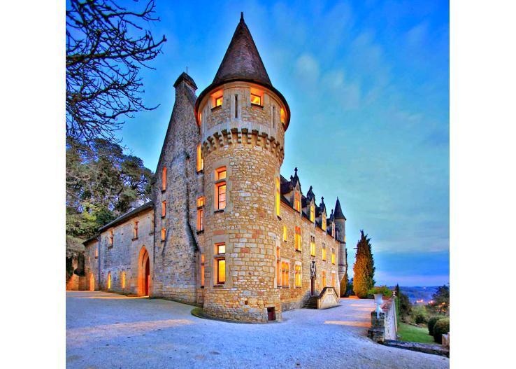 france/dordogne/chateau-de-ruffiac - Image 1 - Saint-Julien-de-Lampon - rentals