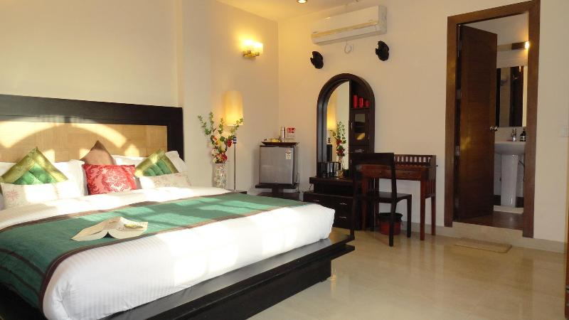 visit (website: hidden) for details - Beautiful rooms b&b South Delhi - Sai villa Greater Kailash - New Delhi - rentals
