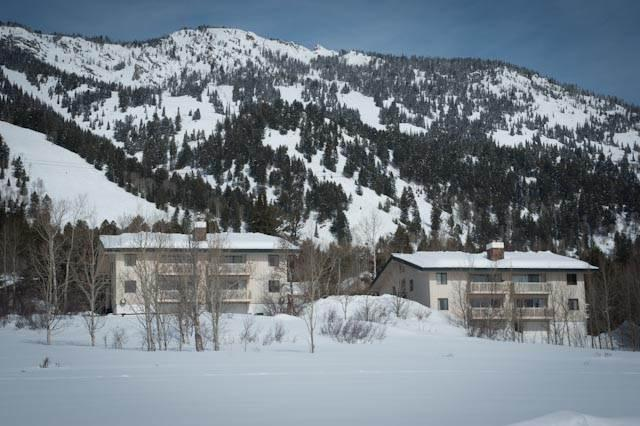 2bd/2ba Whiteridge B 5 - Image 1 - Teton Village - rentals