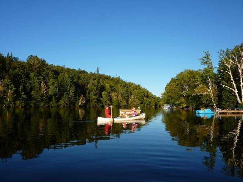 This is the most beautiful lake in the Laurentians! - Beautiful Lac Nantel - Quebec - rentals