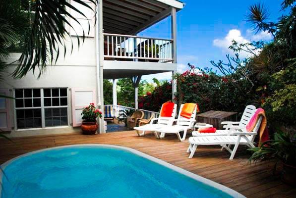 - Tequila Sunrise - STJ - Coral Bay - rentals