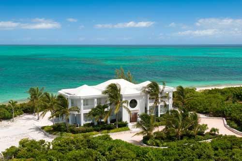 - Oceanus Beach Villa - Grace Bay - rentals