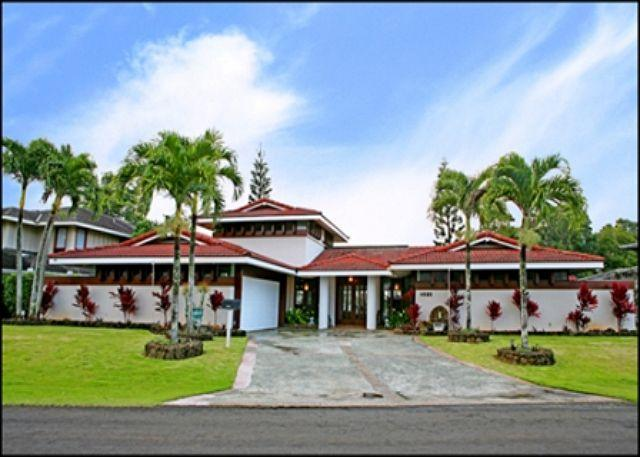 Golf Course Villa with Pool and Hot Tub. - Image 1 - Princeville - rentals