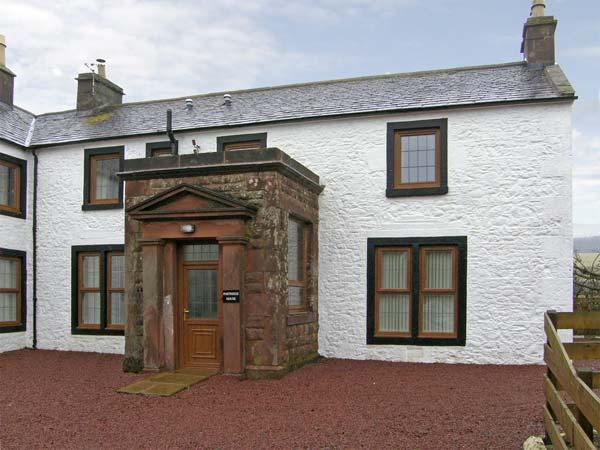 PARTRIDGE HOUSE, pet-friendly, country holiday cottage, with a garden, in Lockerbie, Ref 5282 - Image 1 - Lockerbie - rentals