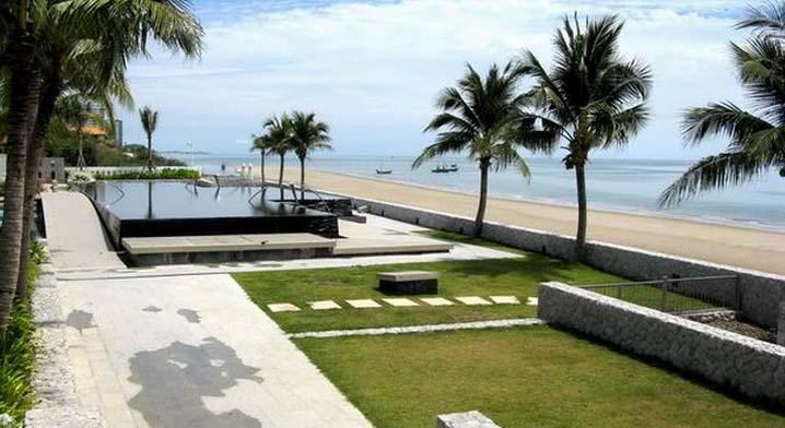 Condos for rent in North Hua Hin: C5244 - Image 1 - Cha-am - rentals