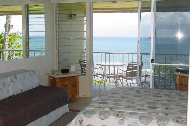 Napili Shores Oceanfront Studio & 1 Bdrm Oceanview - Image 1 - Napili-Honokowai - rentals
