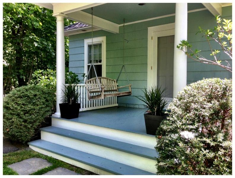 Front of Cottage - Forever Cottage 1-Bdrm  & separate boutique Studio - Sag Harbor - rentals