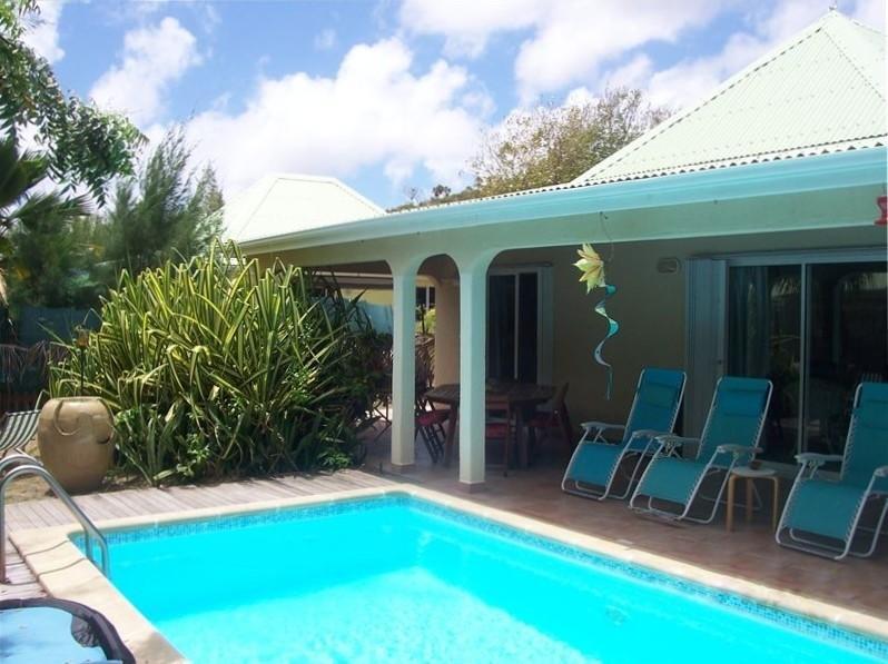 Joie De Vie... Orient Beach, St. Martin 800 480 8555 - JOIE DE VIE...Affordable family  villa in Orient Bay, short easy walk to Orient Beach - Saint Martin-Sint Maarten - rentals