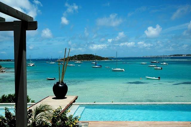 Villa Pinel, St Martin, 3BR close to Orient Bay - PINEL...fabulous tropical beachfront getaway...perfect for couples! - Cul de Sac - rentals