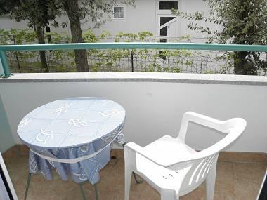 SA3(2): balcony - 3449 SA3(2) - Petrcane - Petrcane - rentals