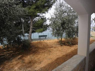 A2-Mali(5): terrace view - 3510  A2-Mali(5) - Stara Novalja - Stara Novalja - rentals