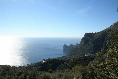 The amazing view - Villa Saretta, A charming villa with great views - Metrano - rentals