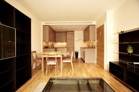 Dining facilities - The Albert 2 Bedroom 2 Bathroom Apartment - London - rentals