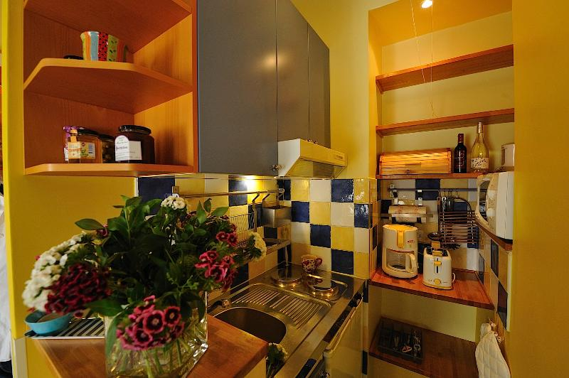 Charming Marais Studio in the Center of Paris - Image 1 - Paris - rentals