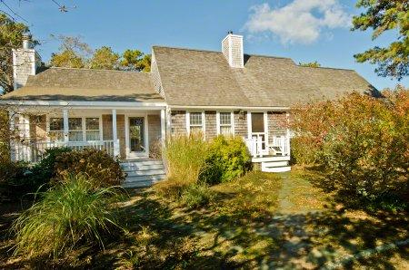 LUXURIOUS CAPE WITH DESIGNER TOUCHES IN KATAMA - KAT PFUL-37 - Image 1 - Edgartown - rentals