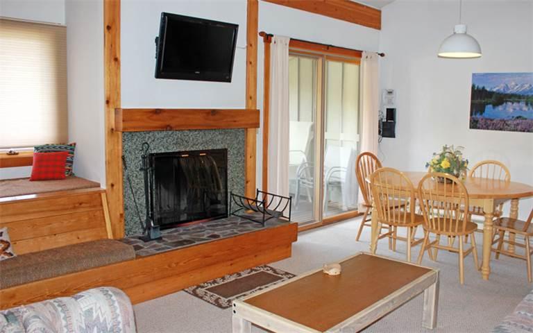 1 bed+loft /1.75 ba- GERANIUM 2621 - Image 1 - Wilson - rentals