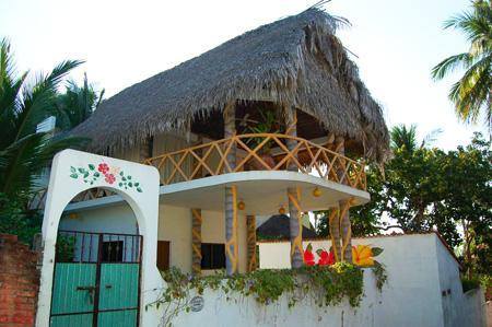 Street view - Mi Casita Escondida - Great Deal! - San Pancho - San Pancho - rentals