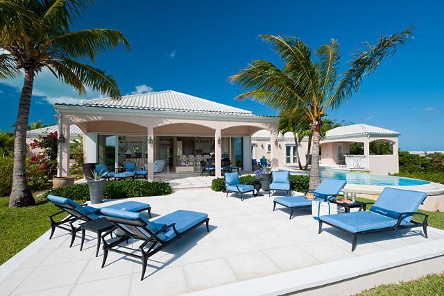 - SeaBreeze Villa - Turks - Grace Bay - rentals