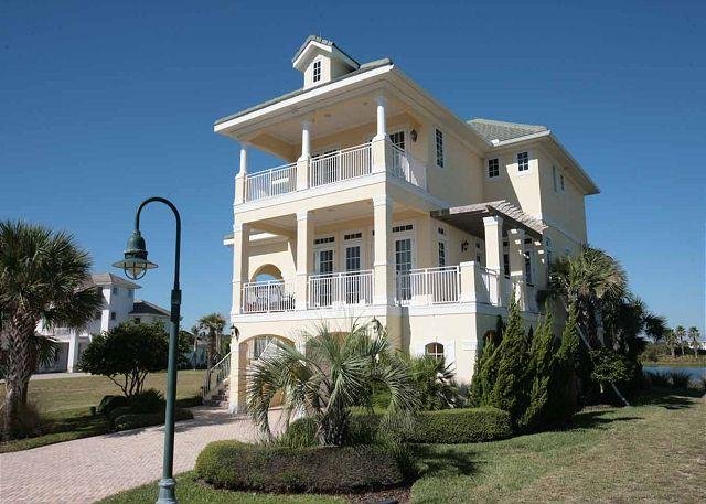 Summer Wind in Cinnamon Beach !   Best Selling Home - Sleeps 10!  Ocean View! - Image 1 - Palm Coast - rentals