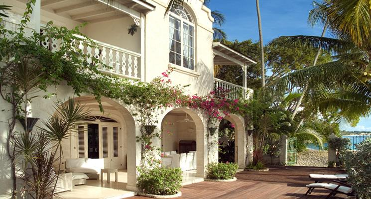 Caprice, Reeds Bay, St. James, Barbados - Beachfront - Image 1 - United States - rentals