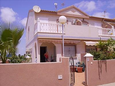 front of Villa - Superb 3 bed well equipped villa Torrevieja Town - Torrevieja - rentals