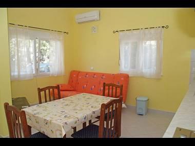A1(2+2): living room - 4727 A1(2+2) - Klek - Klek - rentals