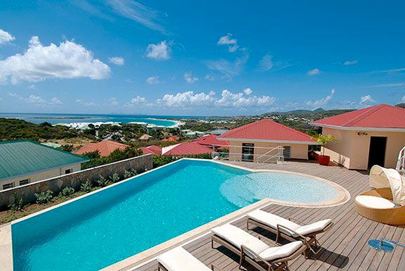 Eden View - Ideal for Couples and Families, Beautiful Pool and Beach - Image 1 - Cul de Sac - rentals