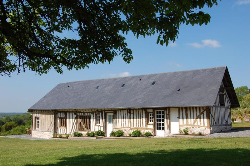 Luxuary cottage near Deauville and Honfleur - Image 1 - Calvados - rentals