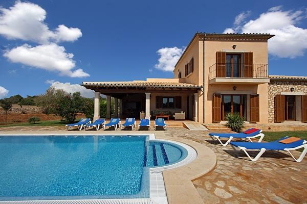 4 bedroom Villa in Calonge, Cala Dor, Mallorca : ref 4407 - Image 1 - Calonge - rentals