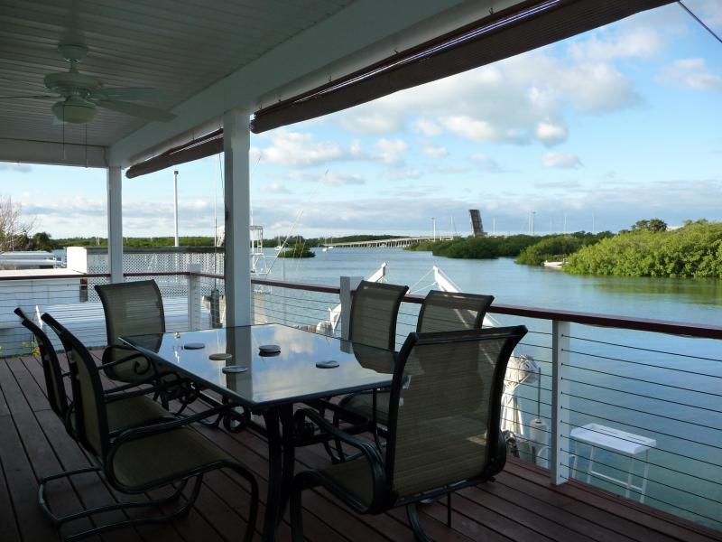 View from the deck - Boot Key Retreat, Marathon - Marathon - rentals