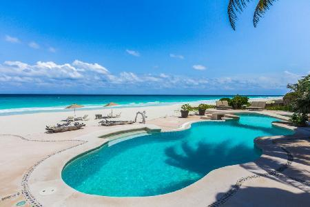 Villa La Gran Tortuga - Secluded beachfront with pool & magnificent sea views - Image 1 - Riviera Maya - rentals