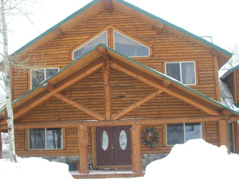 Edgewater Cabin - Island Park's Edgewater Cabin on the Henry's Fork - Island Park - rentals