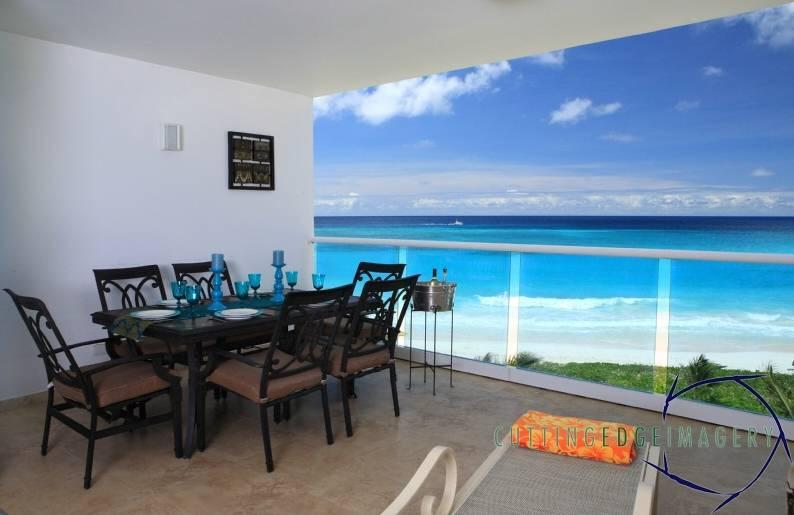 3 Bed Beachfront Apartment on Maxwell Beach - Image 1 - Maxwell - rentals