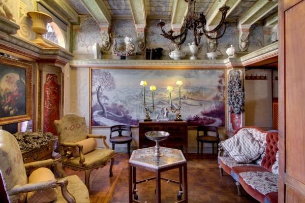 CR633b - Campo De Fiori Baroque with Terrace - Image 1 - Rome - rentals