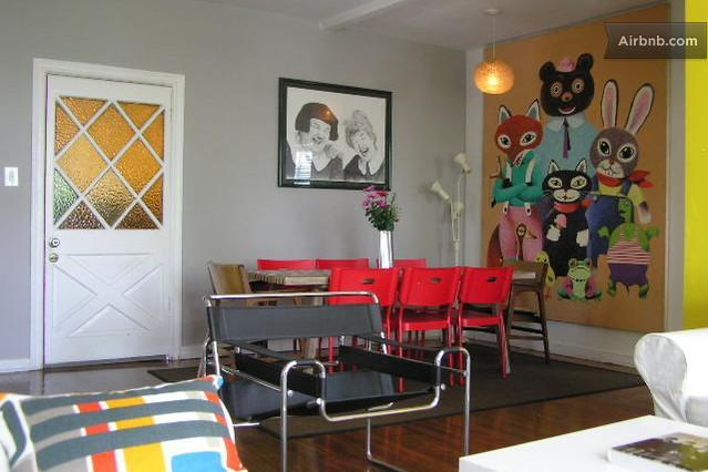 Adorable 2 Bd. Hollywood Apartment on Melrose Ave! - Image 1 - Los Angeles - rentals