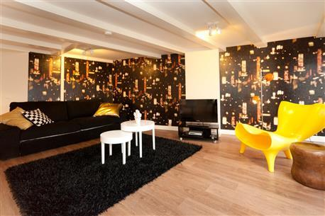 Rembrandt square Apartment D - Image 1 - Amsterdam - rentals