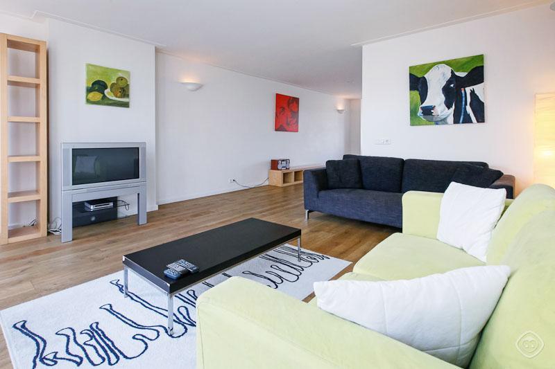 Living Room Laurus Nobilis II Apartment Amsterdam - Laurus Nobilis II - Amsterdam - rentals