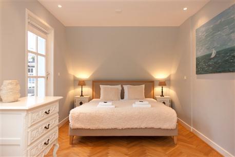Master bedroom City Centre Escape apartment Amsterdam - City Centre Escape Apartment - Amsterdam - rentals