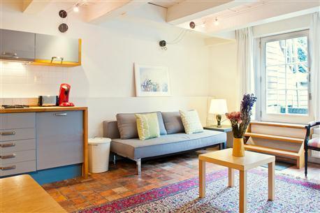 Living Room Artemis apartment Amsterdam - Artemis - Amsterdam - rentals