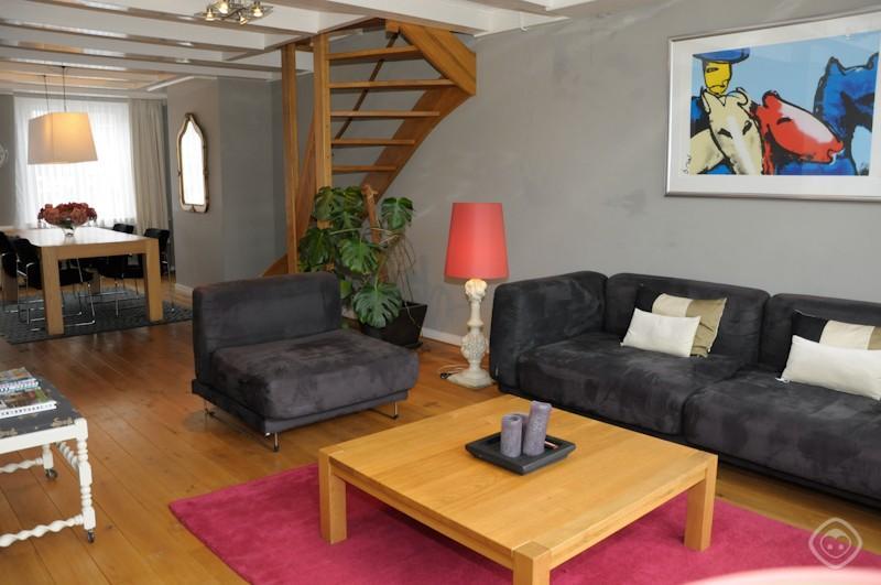 Living Room Singel Apartment Amsterdam - Singel apartment Amsterdam - Amsterdam - rentals