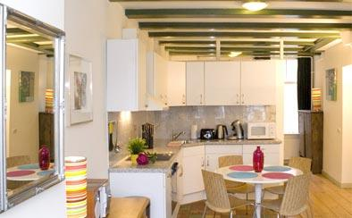 Carré Apartment B - Image 1 - Amsterdam - rentals