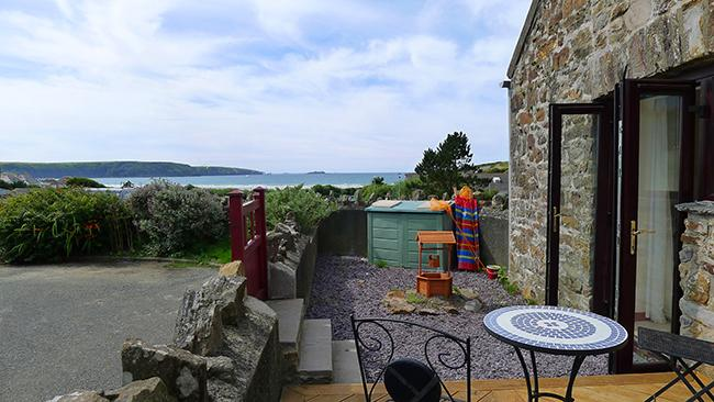 Pet Friendly Holiday Cottage - The Granary Millmoor, Broad Haven - Image 1 - Broad Haven - rentals