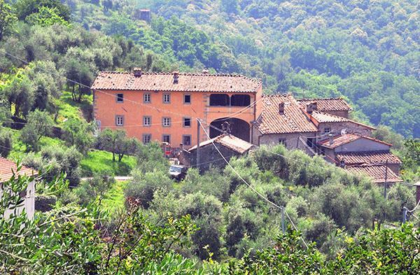 The Villa - Villa San Rocco Vacation Rentals in Tuscany - Bagni Di Lucca - rentals