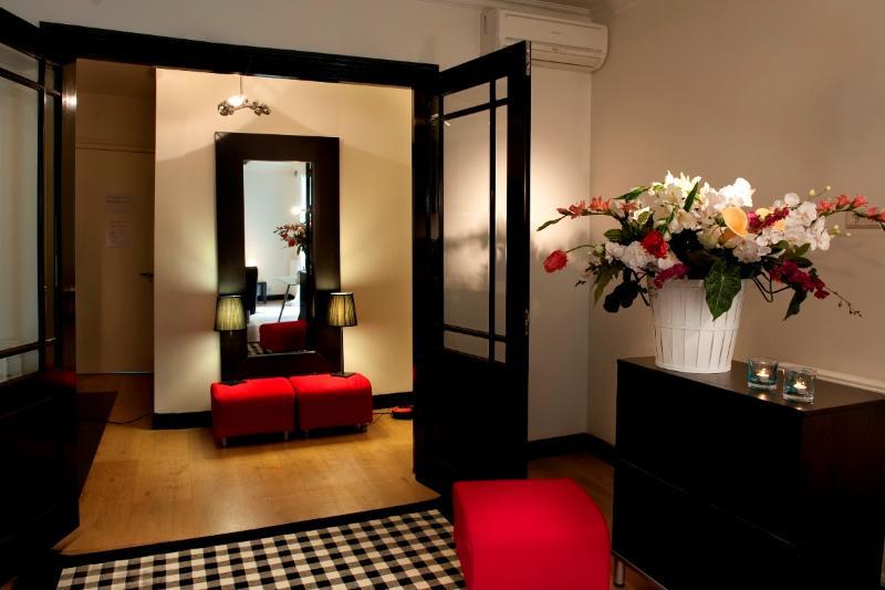 Living room Metropolitan apartment Amsterdam - Metropolitan - Amsterdam - rentals