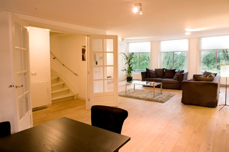 Living room Business Class apartment Amsterdam - Business class apartment - Amsterdam - rentals