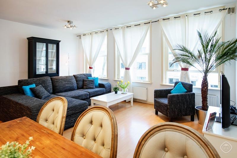 Living Room Great Brook Apartment Amsterdam - Great Brook Apartment - Amsterdam - rentals