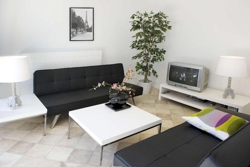 Living Room Peter Martensstraat Apartment Amsterdam - Peter Martensstraat - Amsterdam - rentals