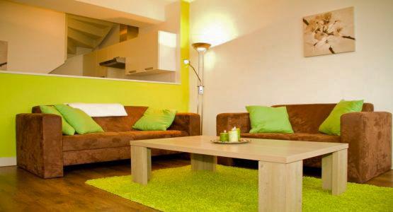 Living Room Damrak D apartment Amsterdam - Damrak D - Amsterdam - rentals